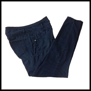 Refuge Hi Waist Super Skinny Jeans Size 12